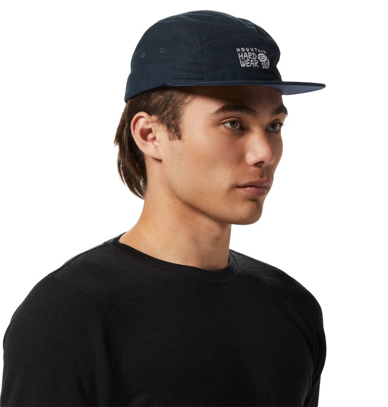 MHW Logo™ Camp Hat | 425 | O/S MHW Logo™ Camp Hat Unisex, Hardwear Navy, a2