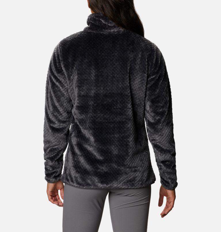 Women's Fire Side™ Quarter Zip Sherpa Fleece Women's Fire Side™ Quarter Zip Sherpa Fleece, back