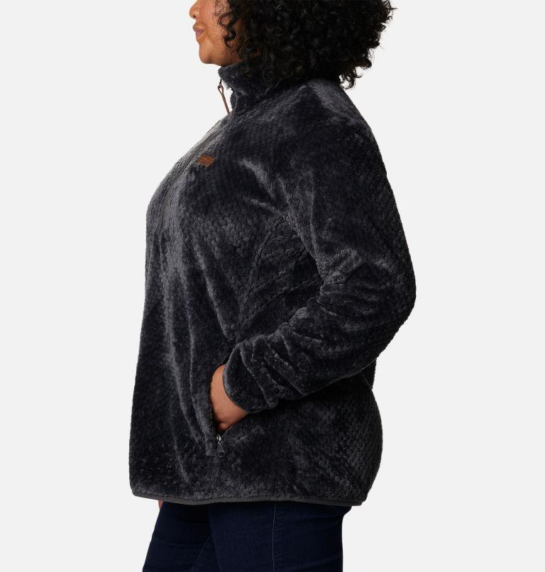 Chandail avec fermeture éclair 1/4 en laine polaire Sherpa Fire Side™ pour femme - Grandes tailles Chandail avec fermeture éclair 1/4 en laine polaire Sherpa Fire Side™ pour femme - Grandes tailles, a1