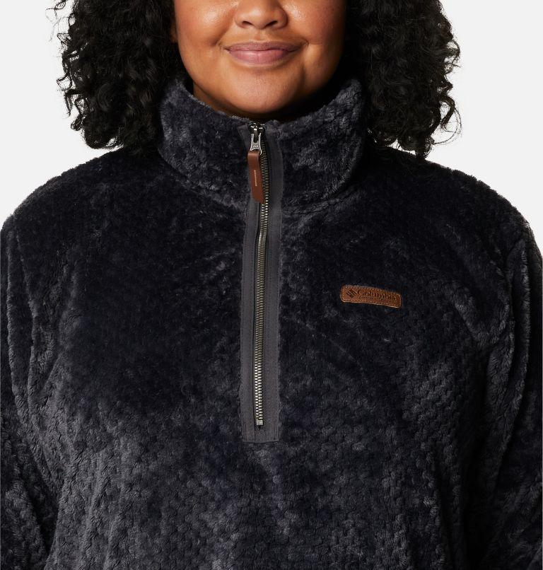 Chandail avec fermeture éclair 1/4 en laine polaire Sherpa Fire Side™ pour femme - Grandes tailles Chandail avec fermeture éclair 1/4 en laine polaire Sherpa Fire Side™ pour femme - Grandes tailles, a2