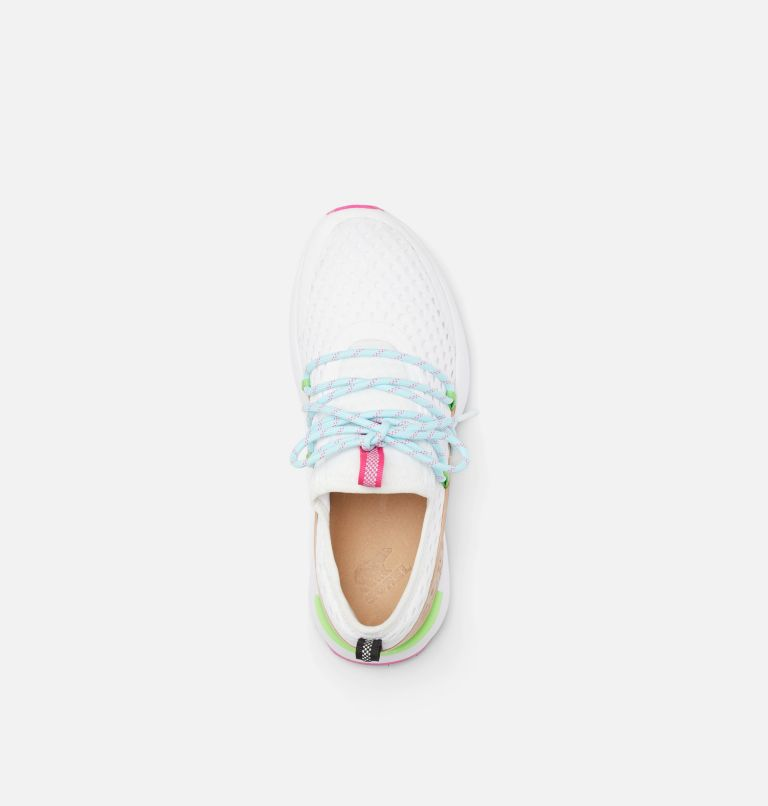 KINETIC™ IMPACT LACE | 100 | 9.5 Womens Kinetic™ Impact Lace Sneaker, White, top