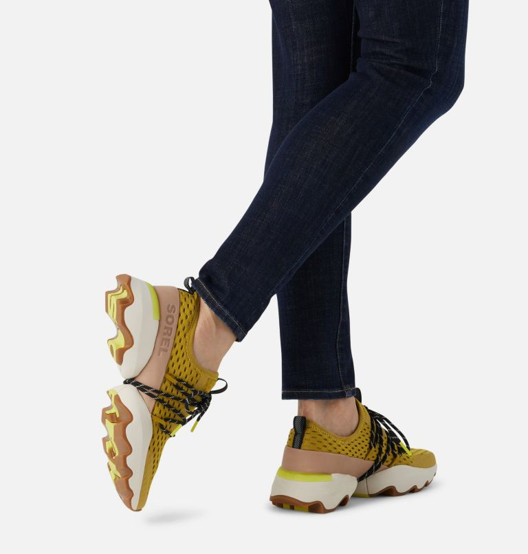 KINETIC™ IMPACT LACE | 236 | 9 Womens Kinetic™ Impact Lace Sneaker, Dioxide Gold, a9
