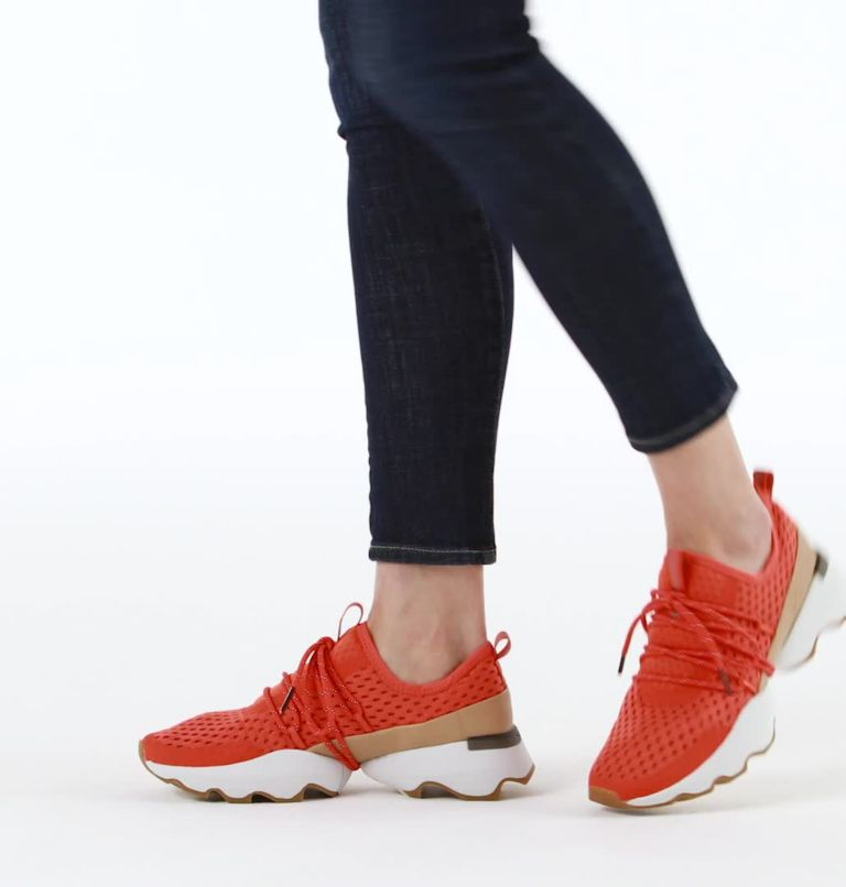 Womens Kinetic™ Impact Lace Sneaker Womens Kinetic™ Impact Lace Sneaker, video