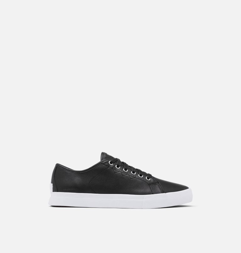 CARIBOU™ SNEAKER LOW WP | 010 | 11 Mens Caribou™ Low Sneaker WP, Black, White, front