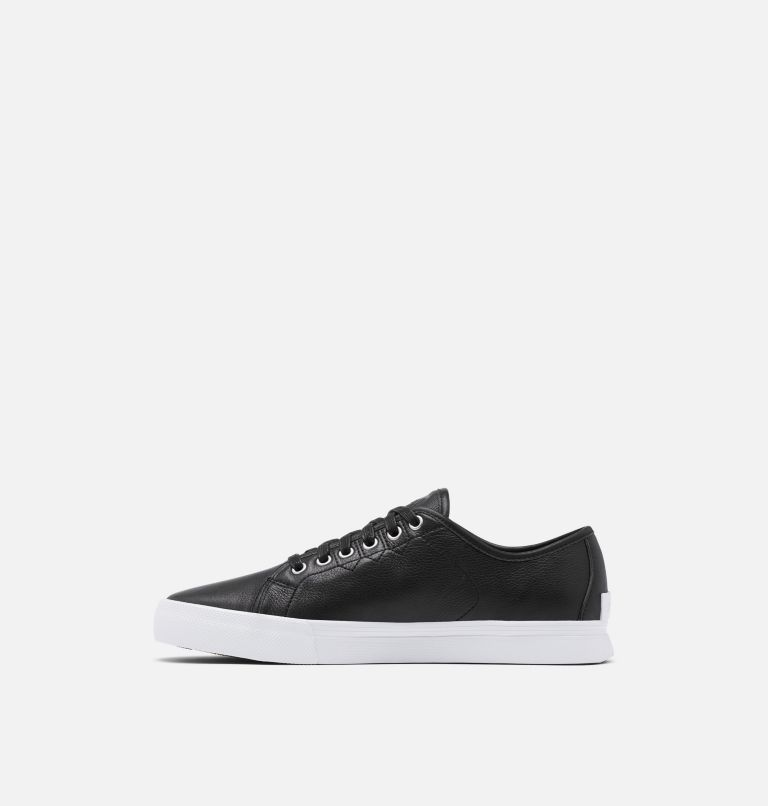 CARIBOU™ SNEAKER LOW WP | 010 | 11 Mens Caribou™ Low Sneaker WP, Black, White, medial