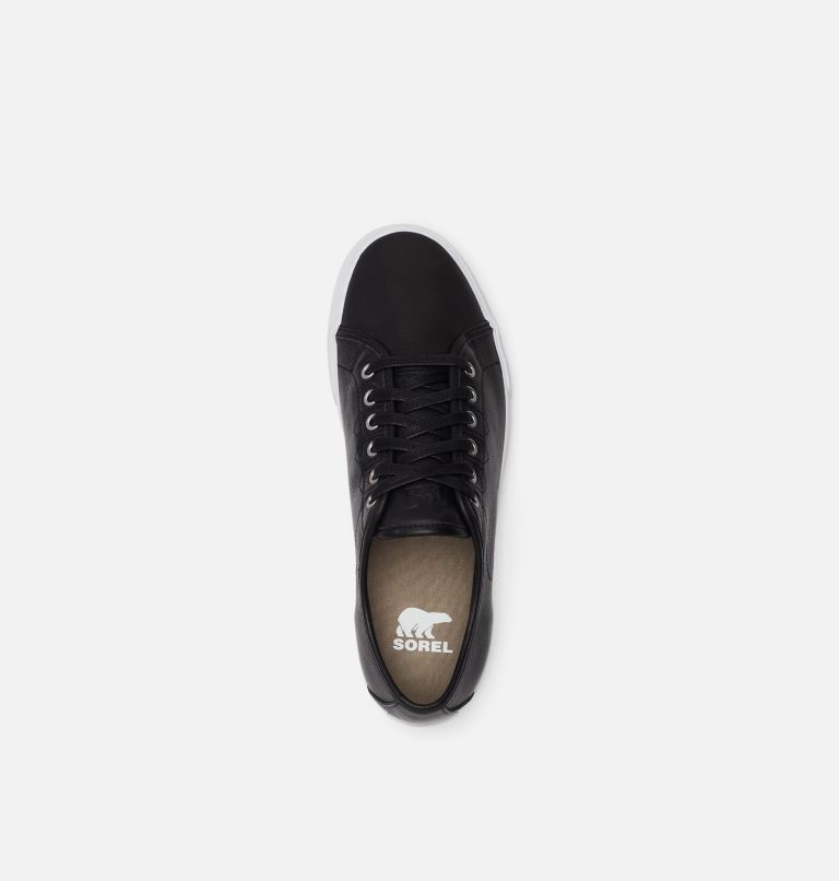 CARIBOU™ SNEAKER LOW WP | 010 | 11 Mens Caribou™ Low Sneaker WP, Black, White, top