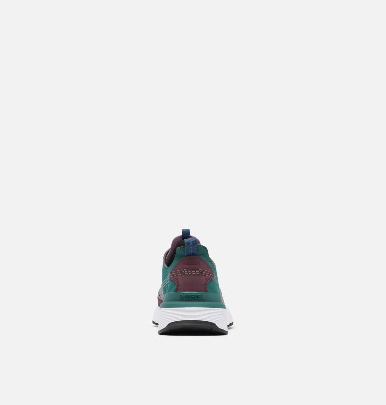 KINETIC™ RUSH MESH | 543 | 9.5 Mens Kinetic™ Rush Mesh Sneaker, Epic Plum, Quarry, back