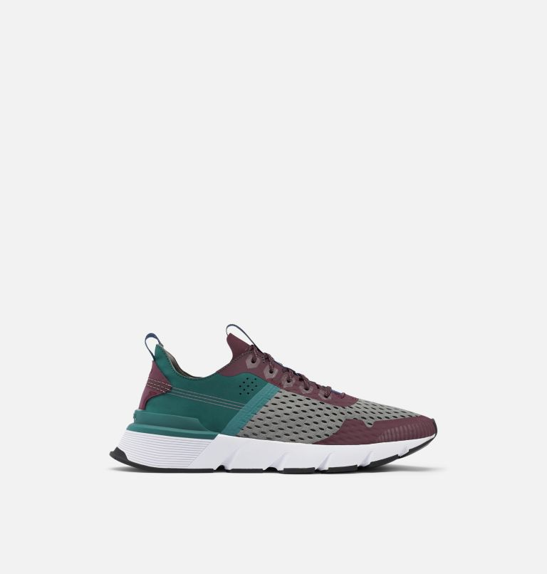 KINETIC™ RUSH MESH | 543 | 7.5 Mens Kinetic™ Rush Mesh Sneaker, Epic Plum, Quarry, front