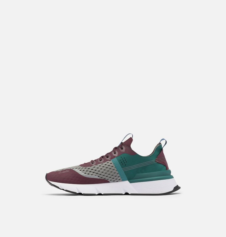 KINETIC™ RUSH MESH | 543 | 7.5 Mens Kinetic™ Rush Mesh Sneaker, Epic Plum, Quarry, medial