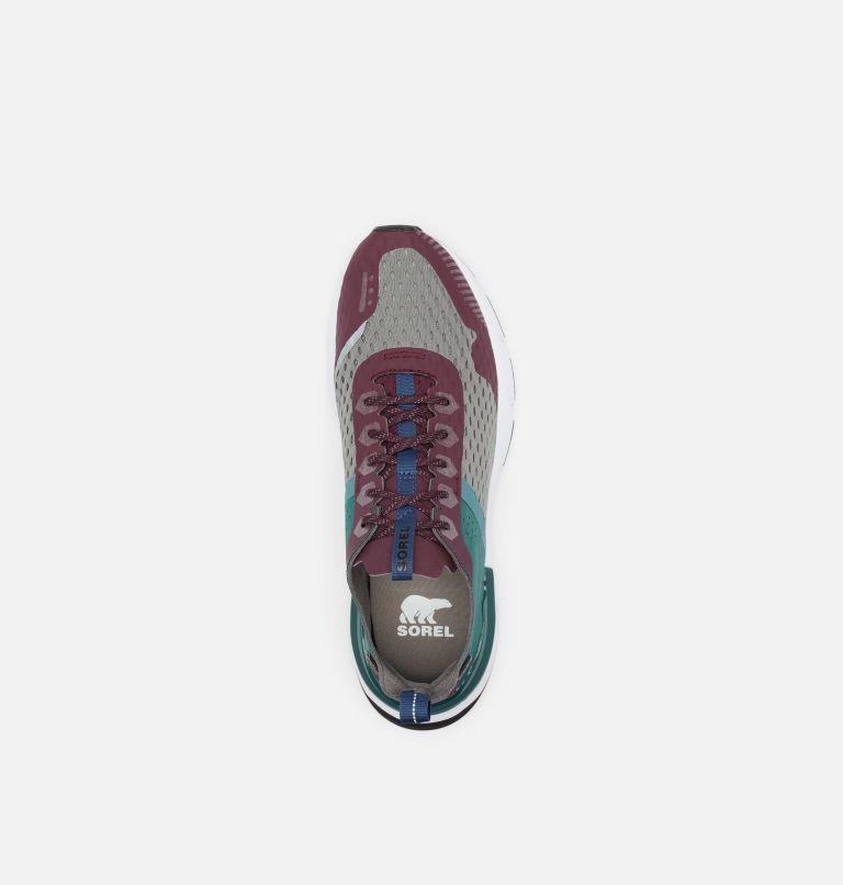 KINETIC™ RUSH MESH | 543 | 9.5 Mens Kinetic™ Rush Mesh Sneaker, Epic Plum, Quarry, top