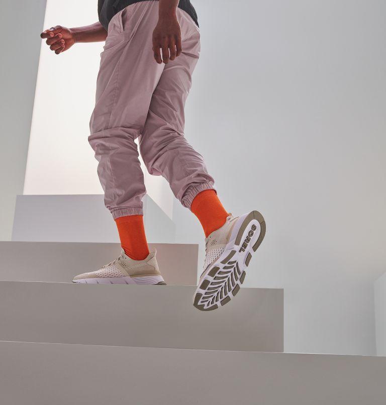 KINETIC™ RUSH MESH | 920 | 9.5 Mens Kinetic™ Rush Mesh Sneaker, Fawn, White