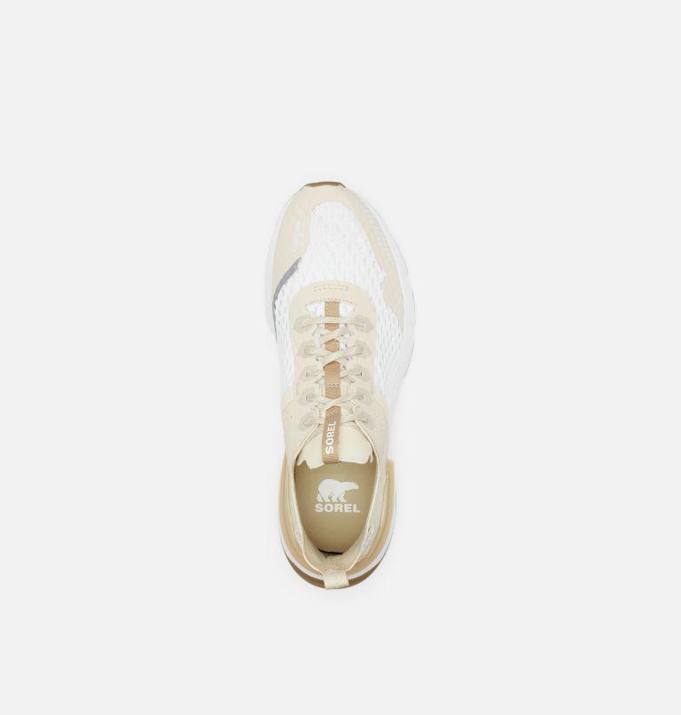 KINETIC™ RUSH MESH | 920 | 9.5 Mens Kinetic™ Rush Mesh Sneaker, Fawn, White, top
