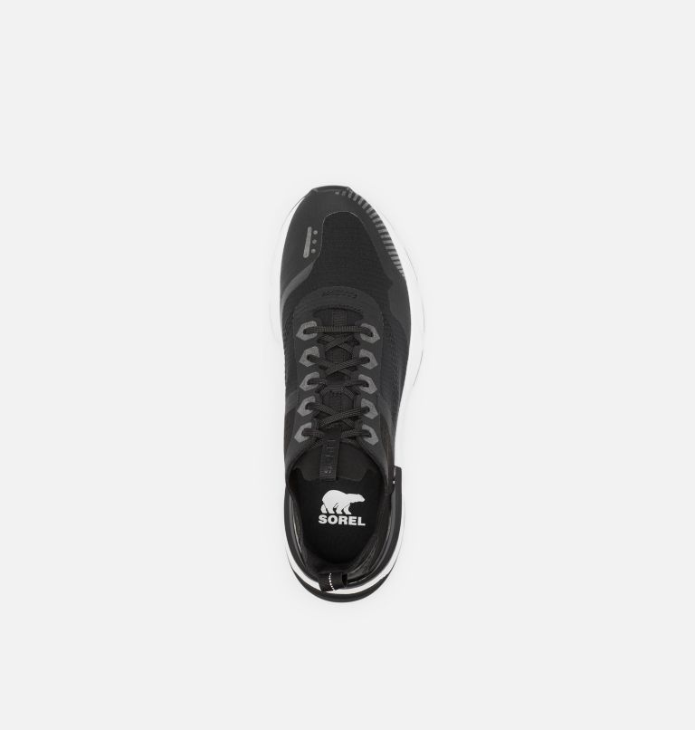 M KINETIC™ RUSH RIPSTOP | 011 | 9 Mens Kinetic™ Rush Ripstop Sneaker, Black, Black, top