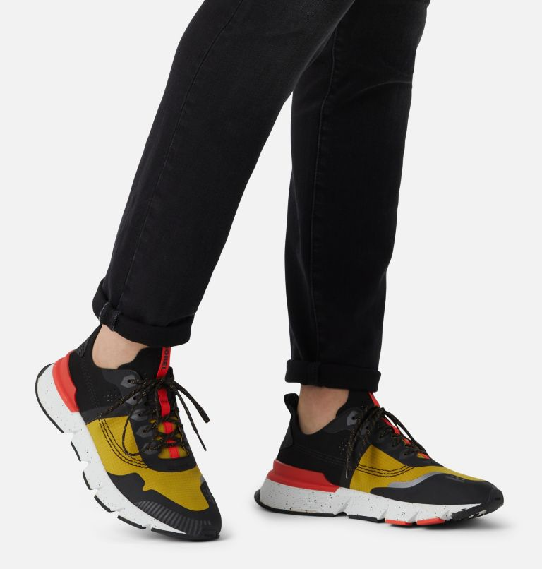 KINETIC™ RUSH RIPSTOP | 236 | 11.5 Men's Kinetic™ Rush Ripstop Sneaker, Dioxide Gold, Fiery Red, a9