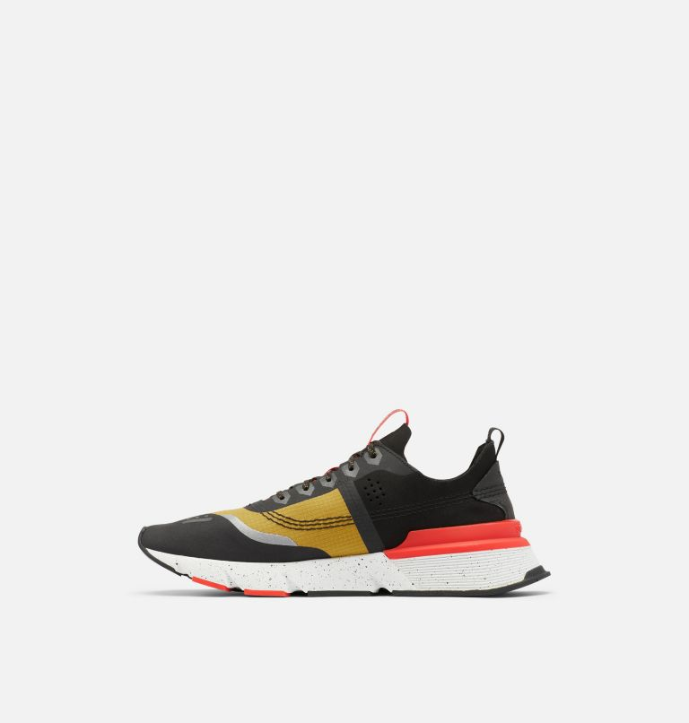KINETIC™ RUSH RIPSTOP | 236 | 11.5 Men's Kinetic™ Rush Ripstop Sneaker, Dioxide Gold, Fiery Red, medial