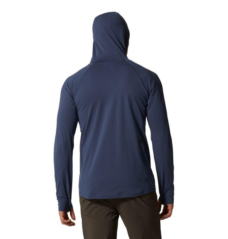 Men's Mountain Stretch™ Hoody Men's Mountain Stretch™ Hoody, back