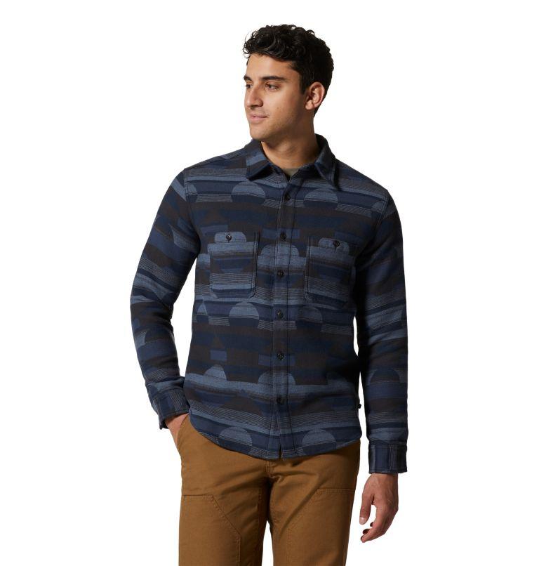 Men's Granite Peak™ Long Sleeve Flannel Shirt Men's Granite Peak™ Long Sleeve Flannel Shirt, front
