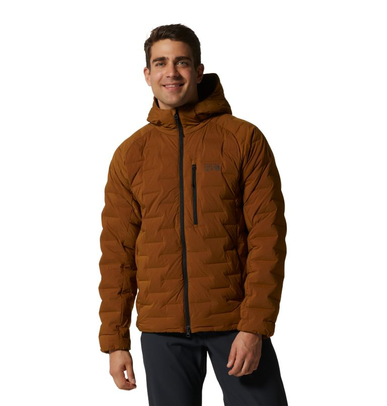 Men's Stretchdown™ Hoody Men's Stretchdown™ Hoody, front