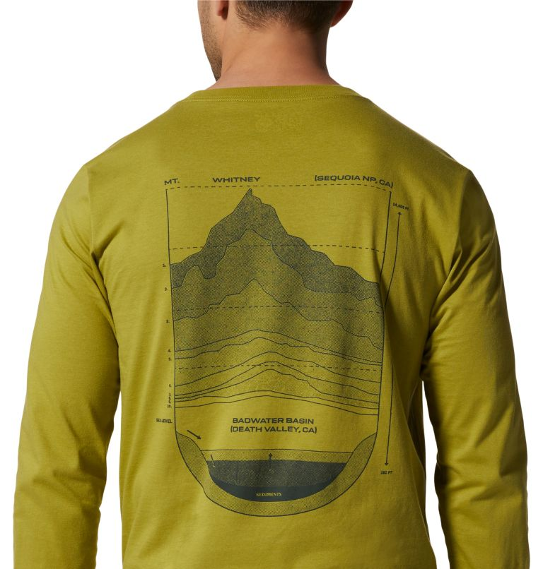 Men's Sea Level™ Long Sleeve T-Shirt Men's Sea Level™ Long Sleeve T-Shirt, a3