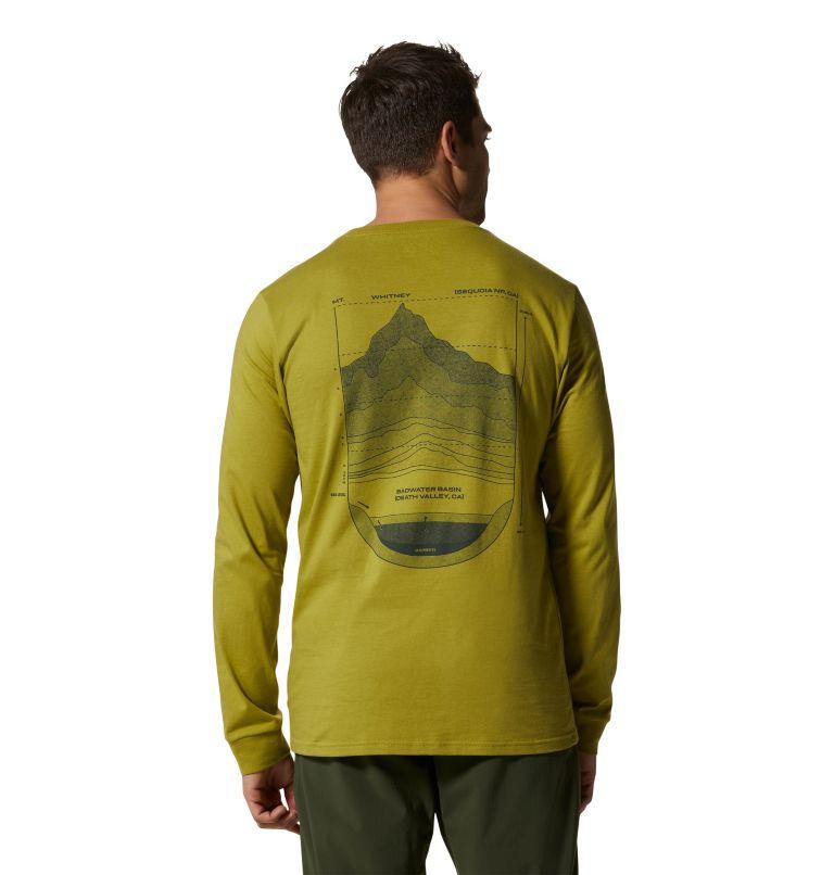 Men's Sea Level™ Long Sleeve T-Shirt Men's Sea Level™ Long Sleeve T-Shirt, back
