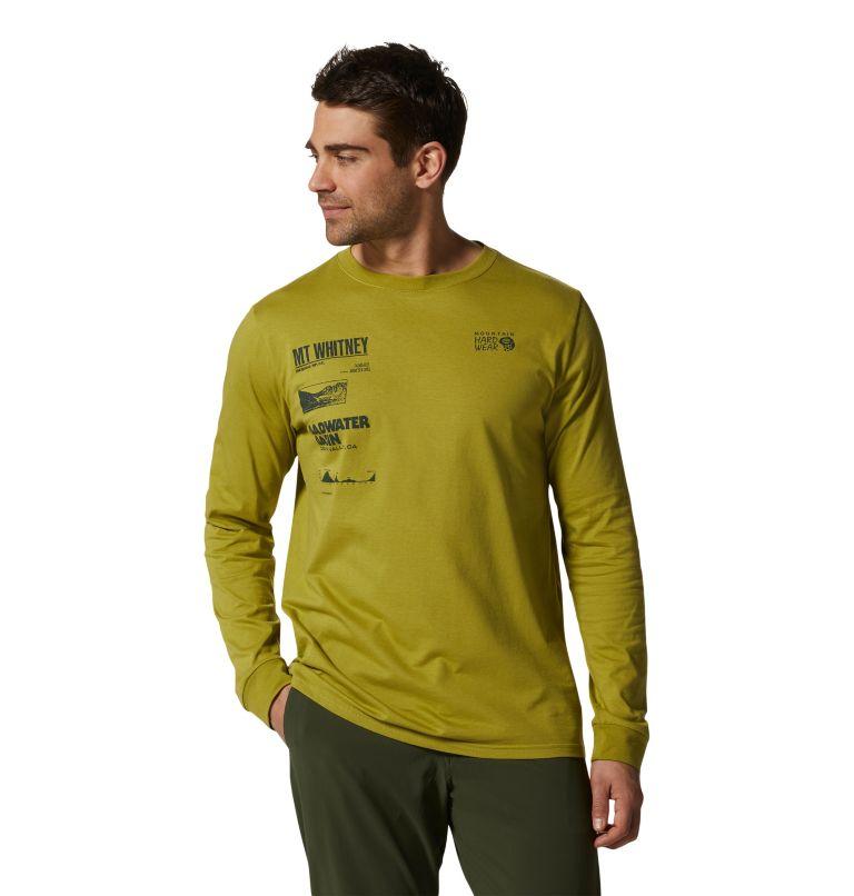 Men's Sea Level™ Long Sleeve T-Shirt Men's Sea Level™ Long Sleeve T-Shirt, front