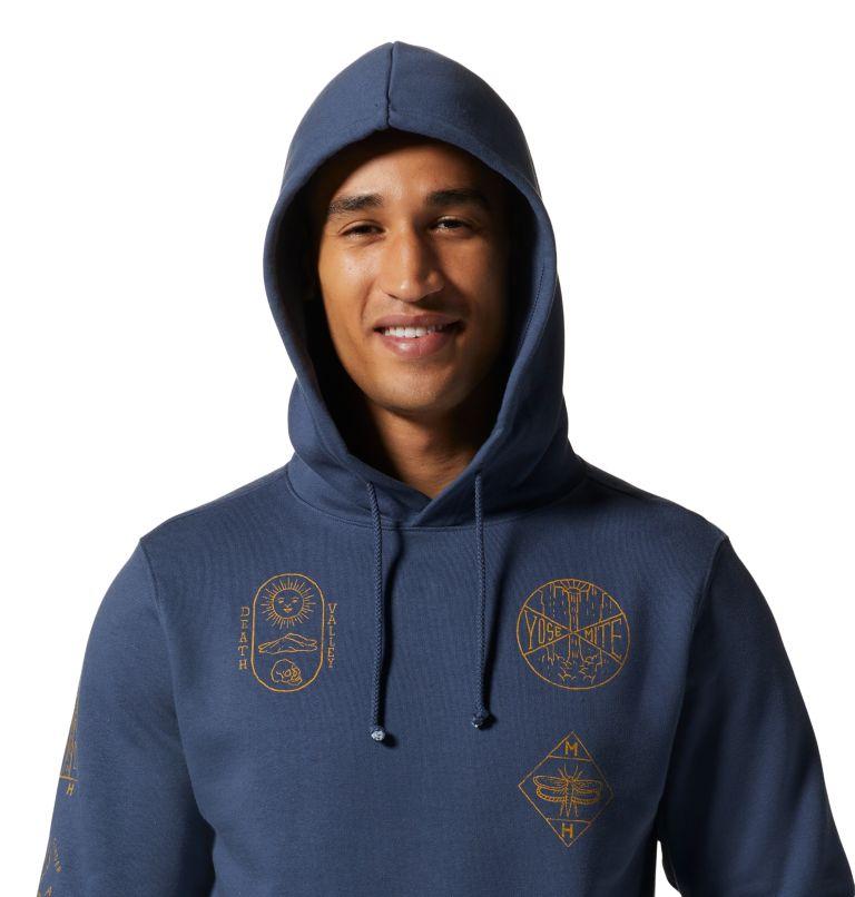 Men's CA National Parks Badges™ Pullover Hoody Men's CA National Parks Badges™ Pullover Hoody, a2