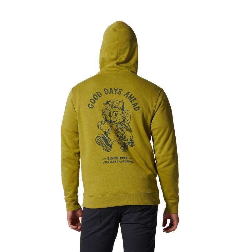 Men's MHW Bobcat™ Pullover Hoody Men's MHW Bobcat™ Pullover Hoody, back