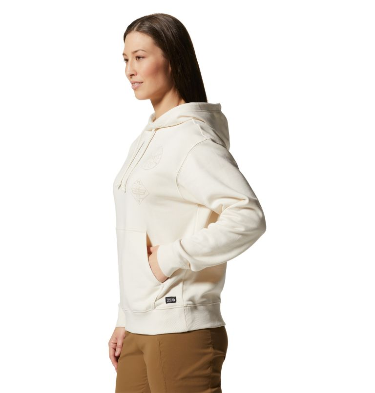 CA National Parks Badges™ Pullover Hoody | 108 | XS Women's CA National Parks Badges™ Pullover Hoody, Raw, a1