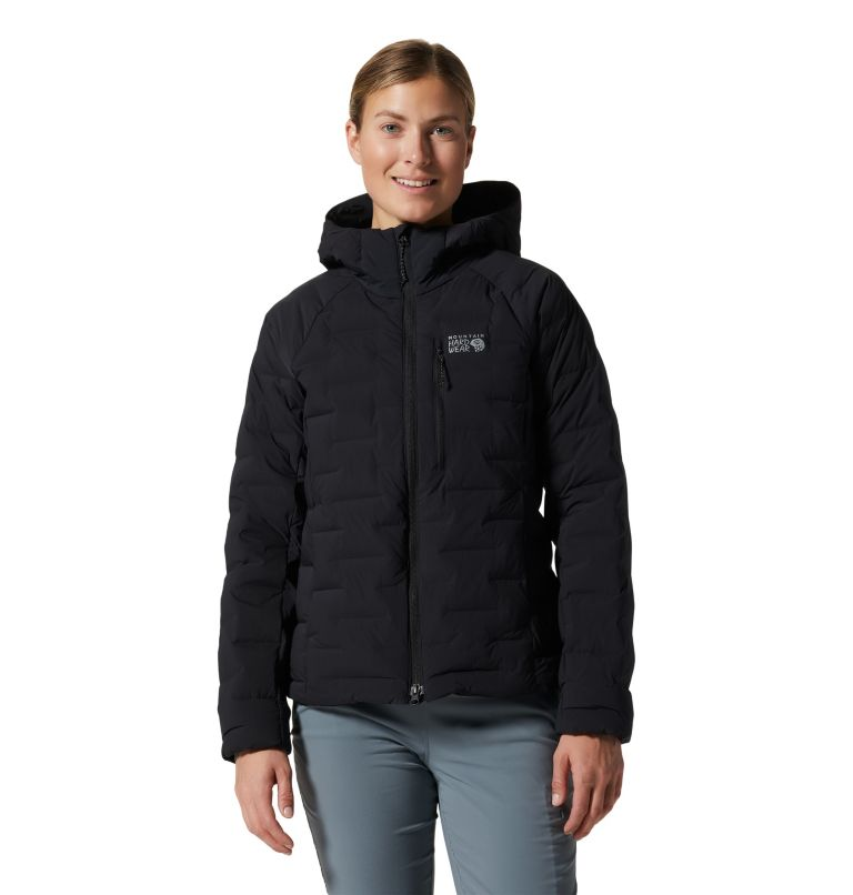 Women's Stretchdown™ Hoody Women's Stretchdown™ Hoody, front