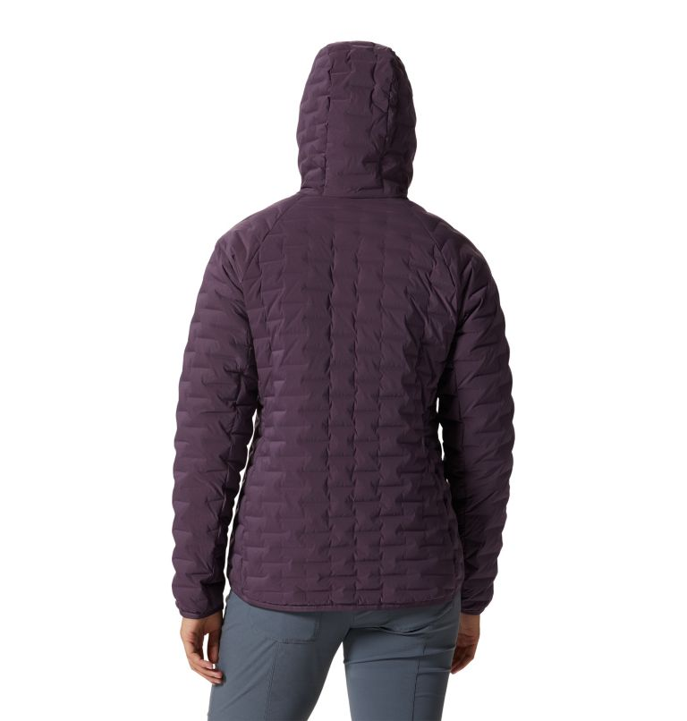 Women's Stretchdown™ Light Pullover Women's Stretchdown™ Light Pullover, back