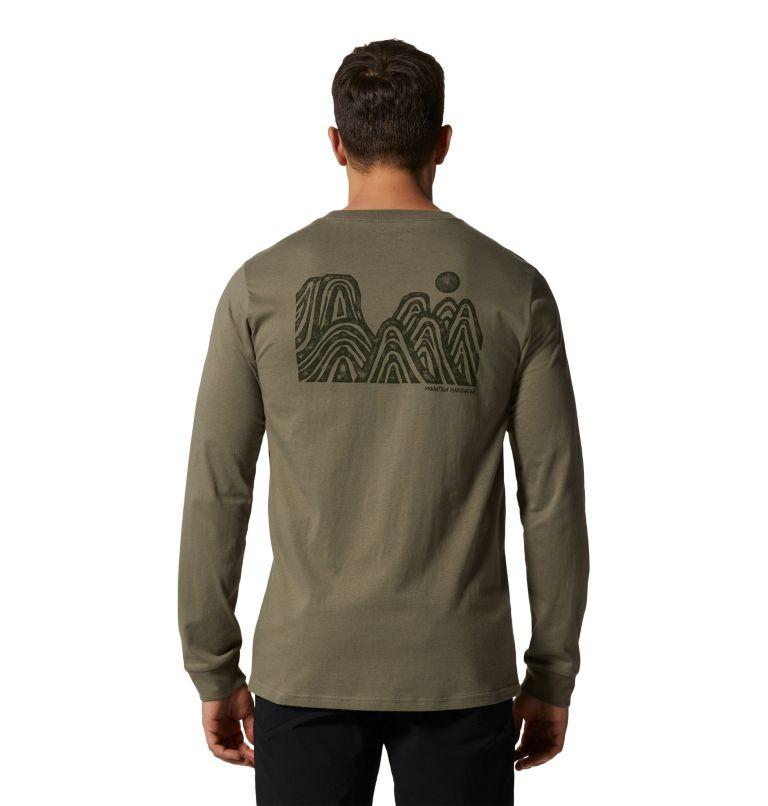 Men's Mountaintops™ Long Sleeve T-Shirt Men's Mountaintops™ Long Sleeve T-Shirt, back