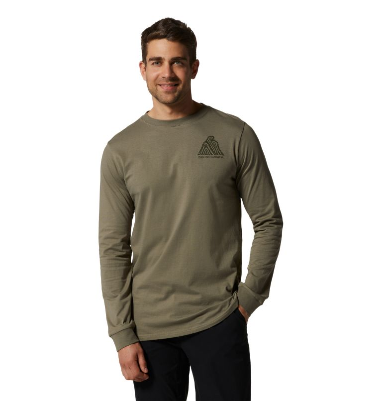 Men's Mountaintops™ Long Sleeve T-Shirt Men's Mountaintops™ Long Sleeve T-Shirt, front