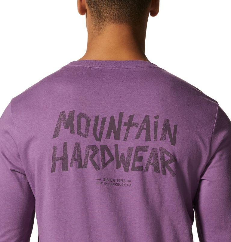 Men's MHW Mark Up™ Long Sleeve T-Shirt Men's MHW Mark Up™ Long Sleeve T-Shirt, a3