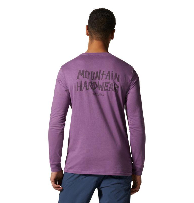 Men's MHW Mark Up™ Long Sleeve T-Shirt Men's MHW Mark Up™ Long Sleeve T-Shirt, back
