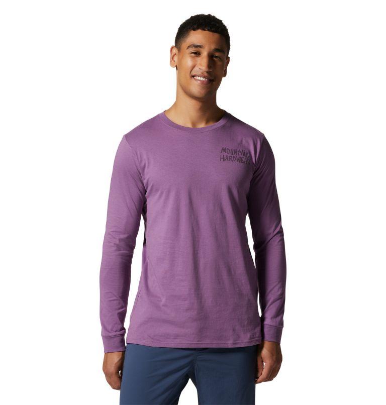 Men's MHW Mark Up™ Long Sleeve T-Shirt Men's MHW Mark Up™ Long Sleeve T-Shirt, front