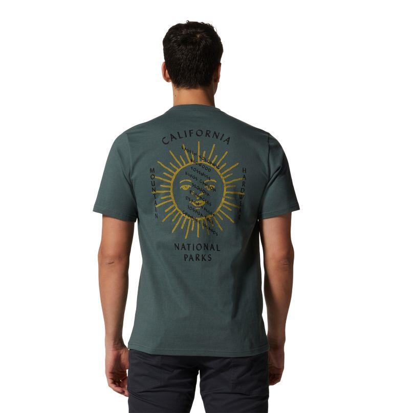Men's CA National Parks Sun™ Short Sleeve T-Shirt Men's CA National Parks Sun™ Short Sleeve T-Shirt, back