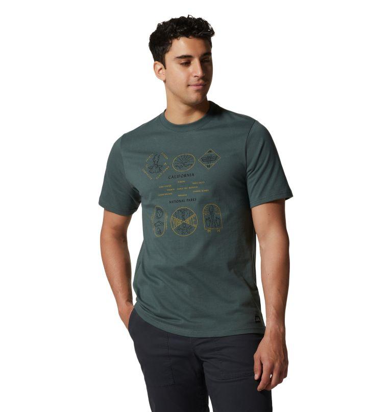Men's CA National Parks Sun™ Short Sleeve T-Shirt Men's CA National Parks Sun™ Short Sleeve T-Shirt, front