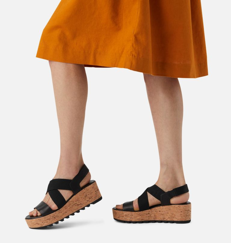 Womens Cameron™ Flatform Slingback Wedge Sandal Womens Cameron™ Flatform Slingback Wedge Sandal, a9