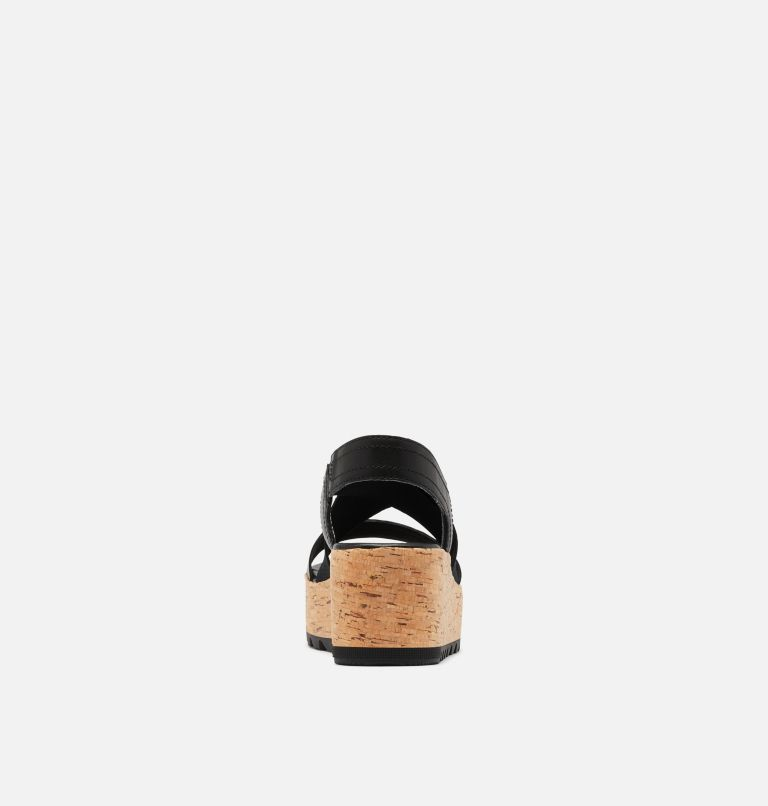 Womens Cameron™ Flatform Slingback Wedge Sandal Womens Cameron™ Flatform Slingback Wedge Sandal, back