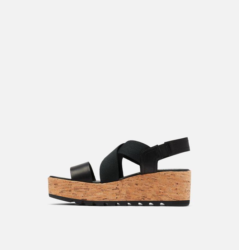 Womens Cameron™ Flatform Slingback Wedge Sandal Womens Cameron™ Flatform Slingback Wedge Sandal, medial