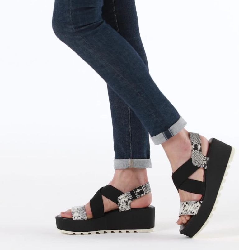 Womens Cameron™ Flatform Slingback Wedge Sandal Womens Cameron™ Flatform Slingback Wedge Sandal, video