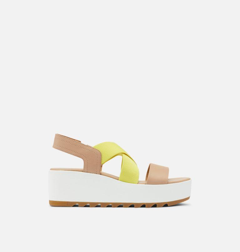 Womens Cameron™ Flatform Slingback Wedge Sandal Womens Cameron™ Flatform Slingback Wedge Sandal, front