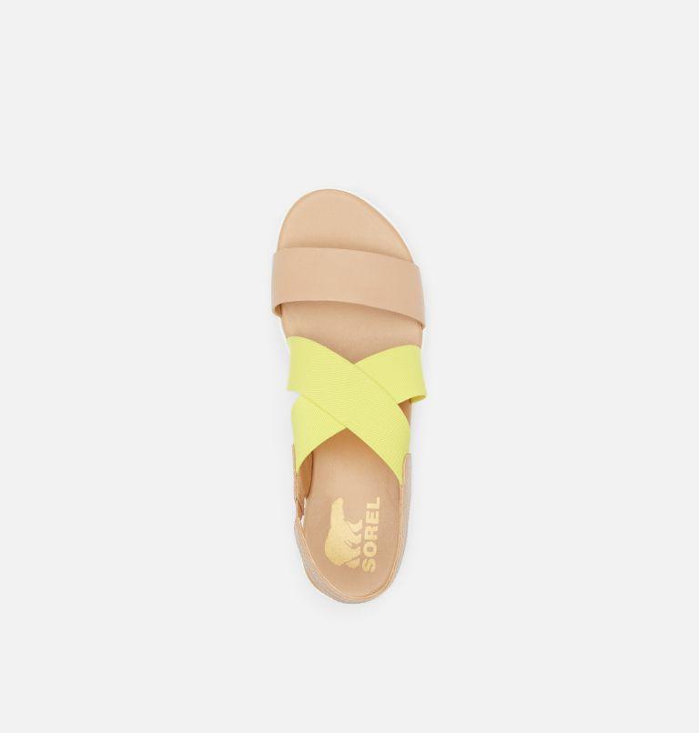 CAMERON™ FLATFORM SLINGBACK | 246 | 5.5 Womens Cameron™ Flatform Slingback Wedge Sandal, Honest Beige, top