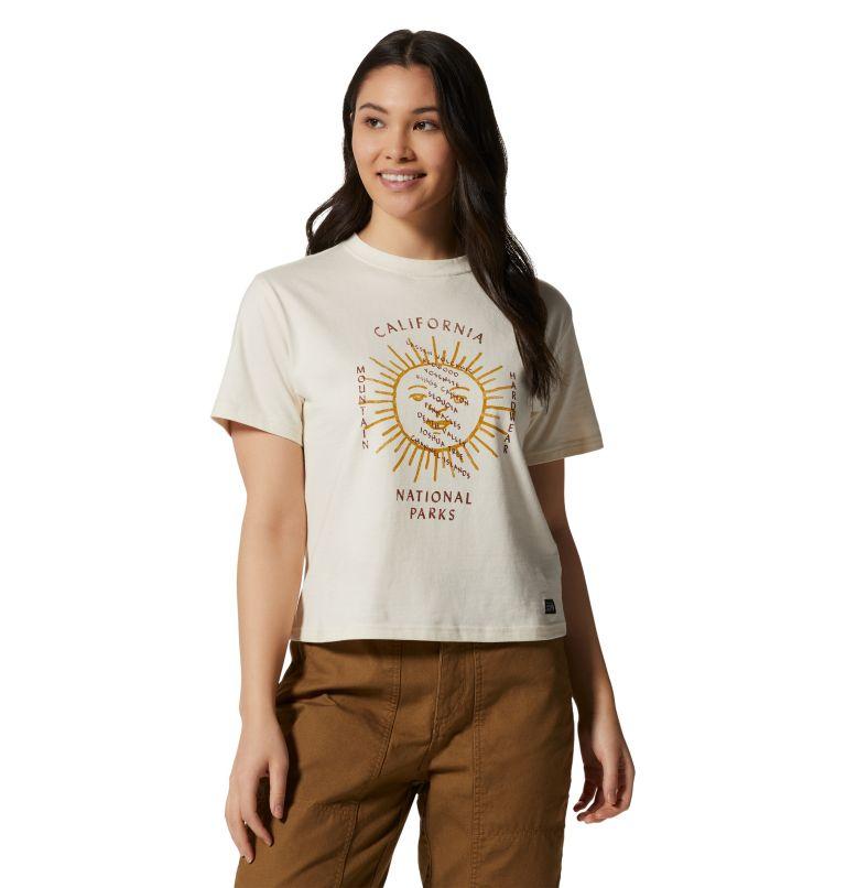 Women's CA National Parks Sun™ Short Sleeve T-Shirt Women's CA National Parks Sun™ Short Sleeve T-Shirt, front