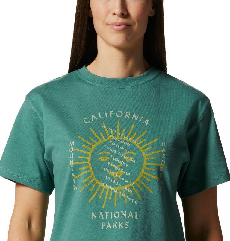 Women's CA National Parks Sun™ Short Sleeve T-Shirt Women's CA National Parks Sun™ Short Sleeve T-Shirt, a2