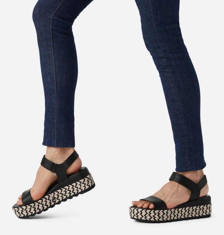 CAMERON™ FLATFORM SANDAL | 010 | 6.5 Women's Cameron™ Flatform Sandal, Black, a9