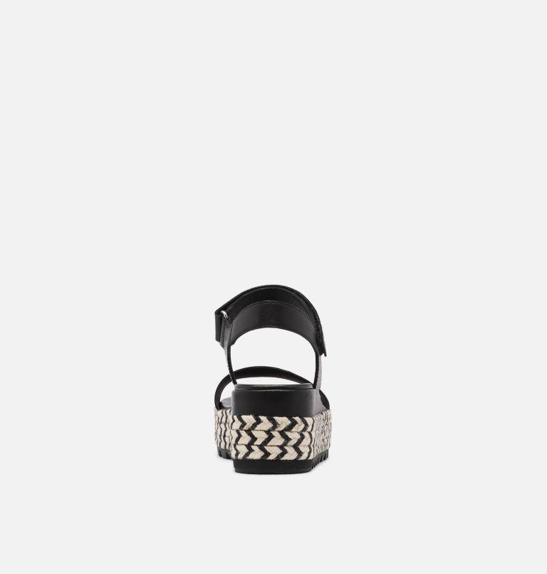 CAMERON™ FLATFORM SANDAL | 010 | 6.5 Womens Cameron™ Flatform Wedge Sandal, Black, back