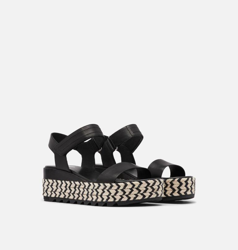 Womens Cameron™ Flatform Wedge Sandal Womens Cameron™ Flatform Wedge Sandal, 3/4 front