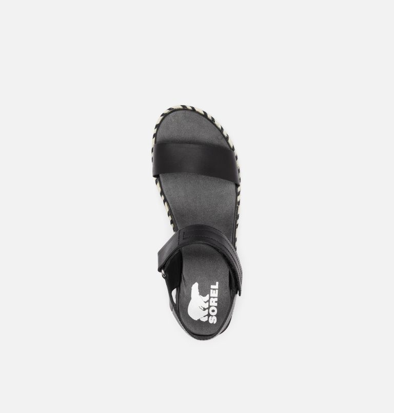 CAMERON™ FLATFORM SANDAL | 010 | 6.5 Women's Cameron™ Flatform Sandal, Black, top