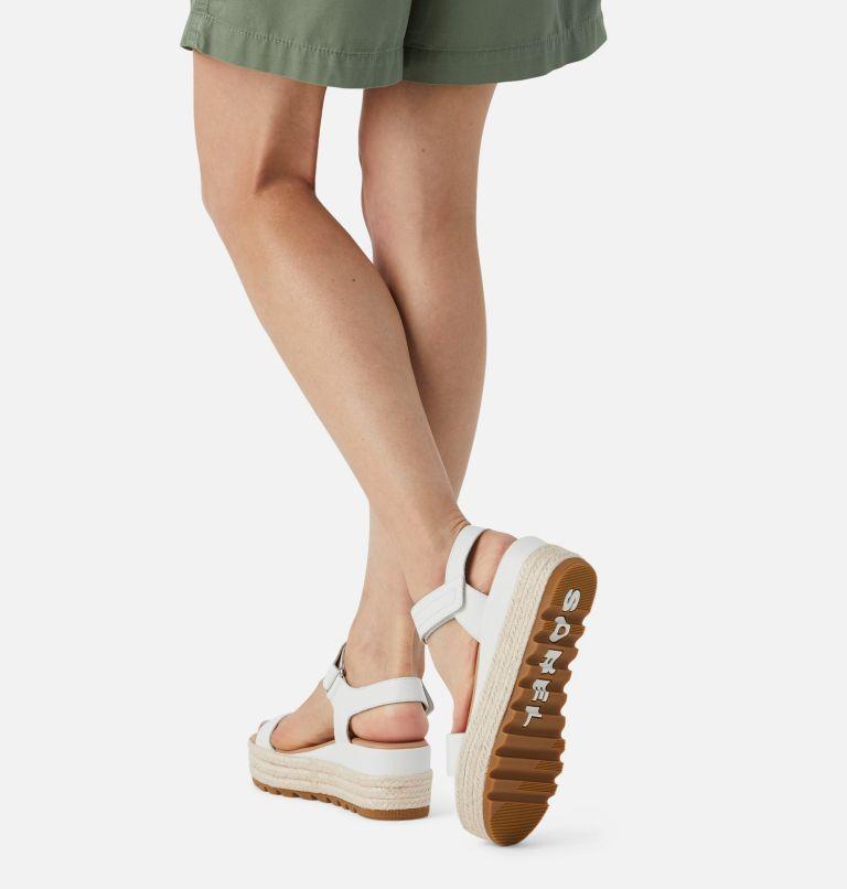CAMERON™ FLATFORM SANDAL | 125 | 9.5 Womens Cameron™ Flatform Wedge Sandal, Sea Salt, a9